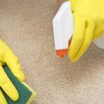 Vloerkleed schoonhouden