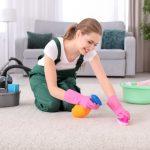 Tapijt schoonmaken tips